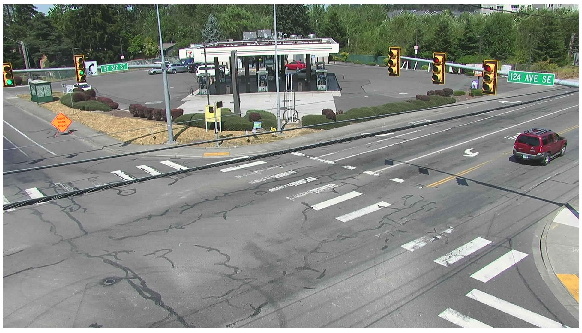 SE 312th ST and 124th AVE SE